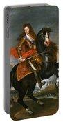 King William I I I Portable Battery Charger