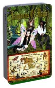 Kingdoms Of Magic Fairy Poster Portable Battery Charger