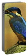 Kingfisher Perch Portable Battery Charger