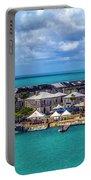 Kings Wharf, Bermuda Portable Battery Charger