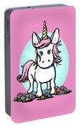 Kiniart Unicorn Sparkle Portable Battery Charger