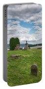 Kinross Cemetery On Loch Leven Portable Battery Charger