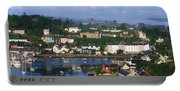 Kinsale, Co Cork, Ireland View Of Boats Portable Battery Charger