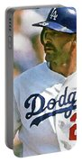 Kirk Gibson, Los Angeles Dodgers Portable Battery Charger