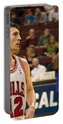 Kirk Hinrich Portable Battery Charger