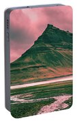 Kirkjufell Skies Portable Battery Charger