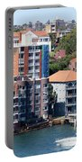 Kirribilli Skyscrapers Portable Battery Charger