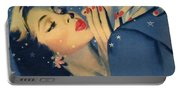 Kiss Goodnight Portable Battery Charger