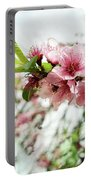 Kiss Of Spring Portable Battery Charger