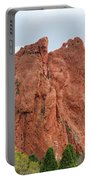 Kissing Camels Rock Garden Of The Gods Portable Battery Charger