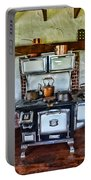 Kitchen - The Vintage Stove Portable Battery Charger