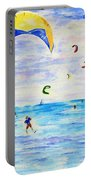 Kite Surfer Portable Battery Charger