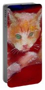 Kitten Portable Battery Charger