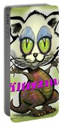 Kittyzilla Portable Battery Charger