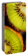 Kiwi Fruit Portable Battery Charger