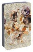 Klimt's Garden Portable Battery Charger