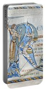 Knight And Monster Portable Battery Charger