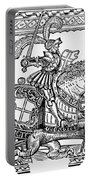 Knights: English, 1527 Portable Battery Charger