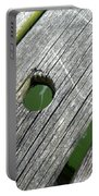 Knothole Portable Battery Charger