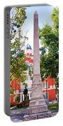 Knoxville Old Courthouse Grounds Portable Battery Charger