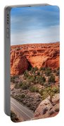 Kodachrome Basin State Park Panorama Portable Battery Charger