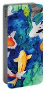 Koi Family Portable Battery Charger