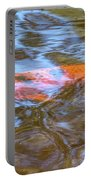 Koi Glimpses Portable Battery Charger