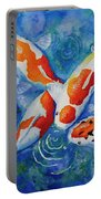 Koi Love Portable Battery Charger