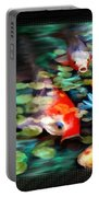 Koi Paradise Portable Battery Charger