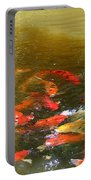 Koi Party Portable Battery Charger