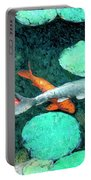 Koi Pond 3 Portable Battery Charger