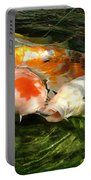 Koi Ripples Portable Battery Charger