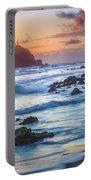 Koki Beach Harmony Portable Battery Charger by Inge Johnsson