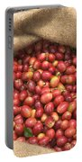Kona Coffee Bean Harvest Portable Battery Charger
