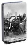 Korean War Artillerymen Portable Battery Charger
