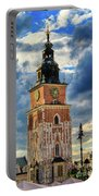 Krakow Town Hall Portable Battery Charger