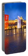 krakow 'XIII Portable Battery Charger