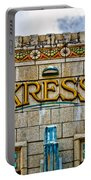 Kress Building Detail Portable Battery Charger