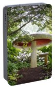 Krider Garden Mushroom Portable Battery Charger