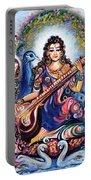 krishna - Kirtan  Portable Battery Charger