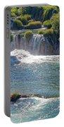 Krka National Park Waterfalls 5 Portable Battery Charger