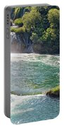 Krka National Park Waterfalls 6 Portable Battery Charger