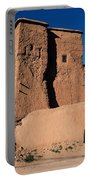 Ksar In The Dades Valley Portable Battery Charger