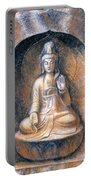 Kuan Yin Meditating Portable Battery Charger