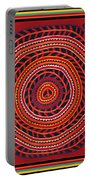 Kuna Indian Sun Universe Portable Battery Charger