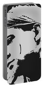 Kurt Cobain Poster Art Portable Battery Charger