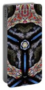 KV6 Portable Battery Charger by Writermore Arts