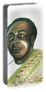 Kwame Nkrumah Portable Battery Charger
