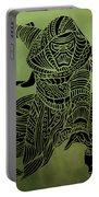 Kylo Ren - Star Wars Art  Portable Battery Charger