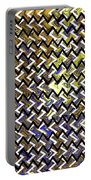 L T Z Abstract Portable Battery Charger